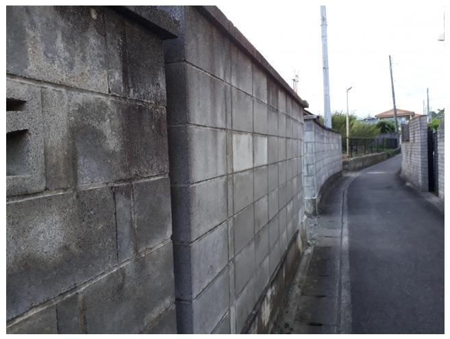 ブロック塀 外構費用