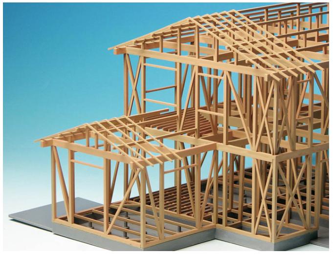 木造軸組工法|工法の種類と特徴