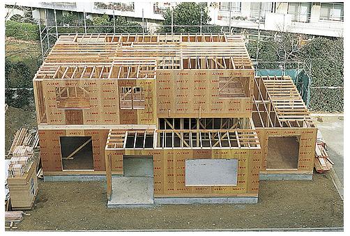 2×4工法(木造パネル)|工法の種類と特徴