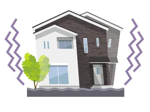 【耐震性能】戸建て・マンション比較表
