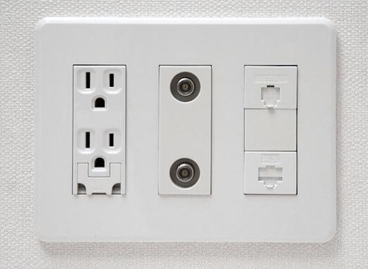 【有線LAN付きコンセント】おすすめのオプション設備