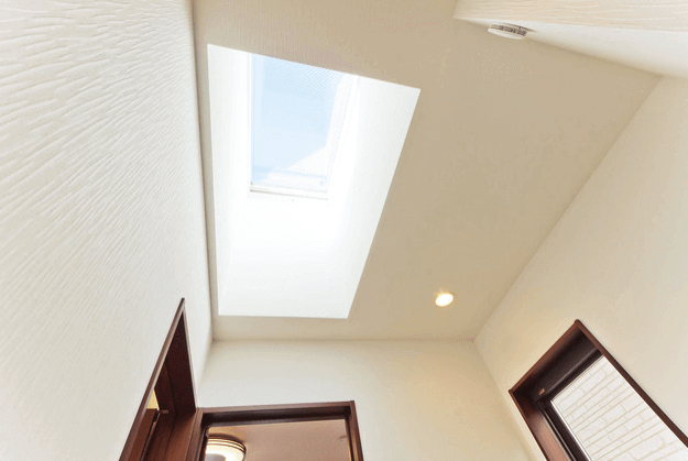 【天窓】部屋を明るくする方法