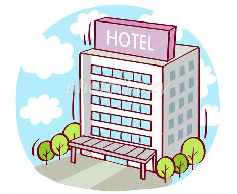 ホテル 用途地域