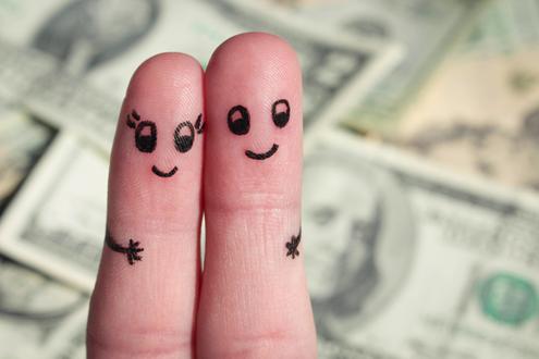 夫婦の収入を合算しローンを組む