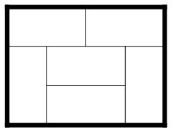 6畳「祝儀敷き」
