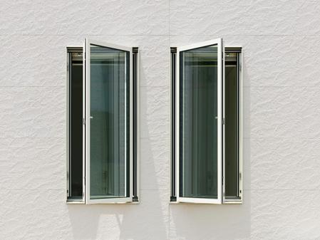 ウインドキャッチ 風を取り込みやすい窓