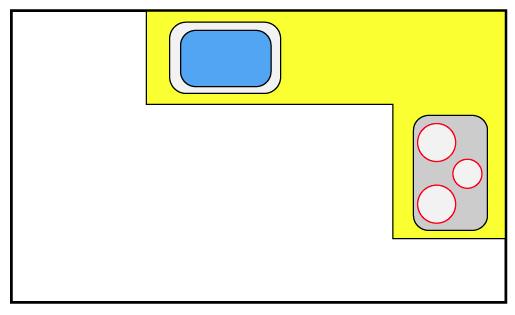 L型キッチンのメリット・デメリット