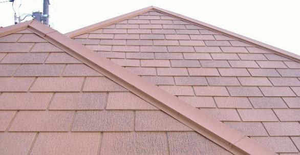 スレート系屋根材の特徴