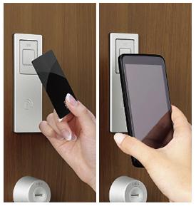 電気錠 玄関ドアの最新機能
