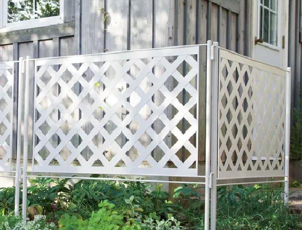 【見通しの良い柵】戸建ての防犯対策