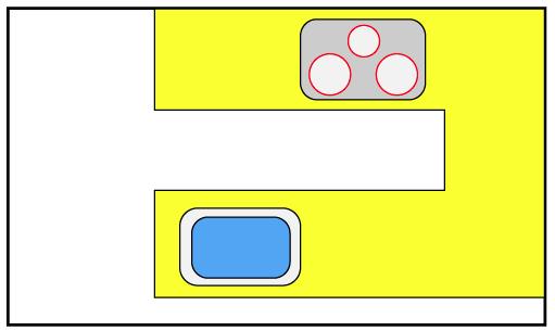 U型キッチンのメリット・デメリット