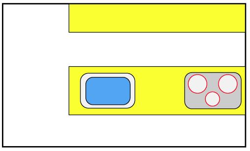 対面式キッチン(オープンキッチン)