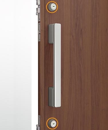 2ロック 玄関ドアの最新機能