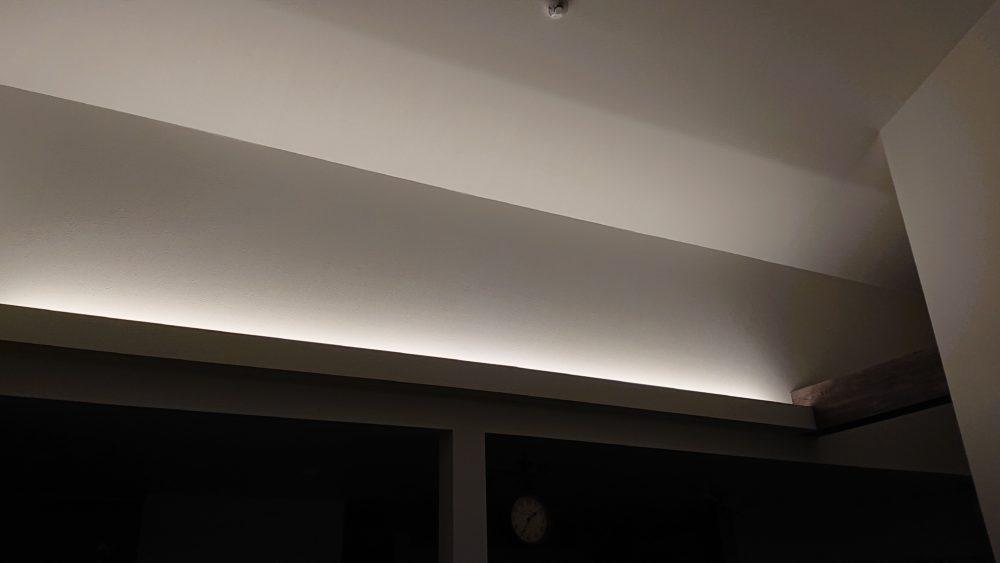 アーキテクチャルライト 勾配天井 照明テクニック