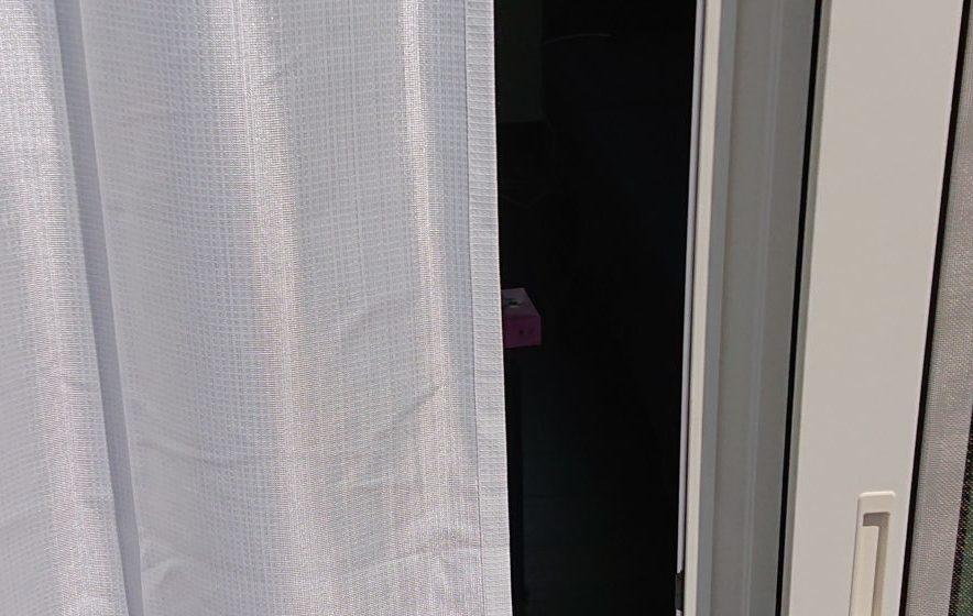 遮像ミラーレースカーテンの性能