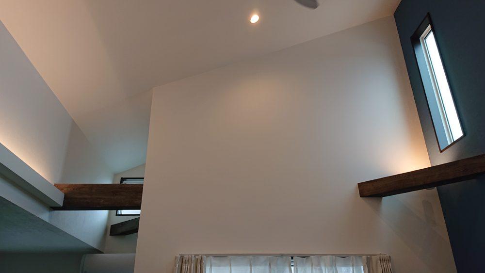 【勾配天井】ハウスメーカーの注文住宅