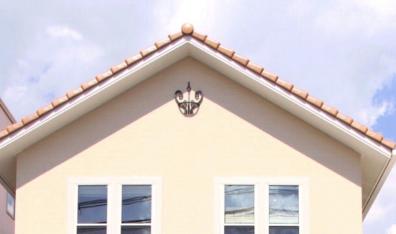 【外観】ハウスメーカーの注文住宅