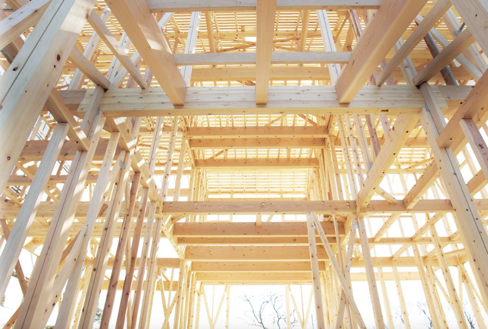 高砂建設の木造軸組工法