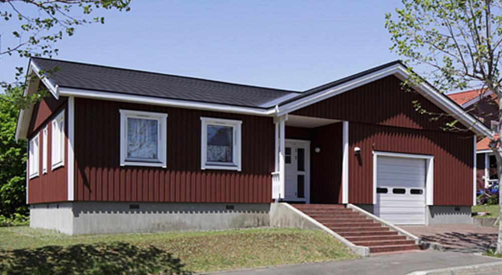 スウェーデンハウスに平屋はある?