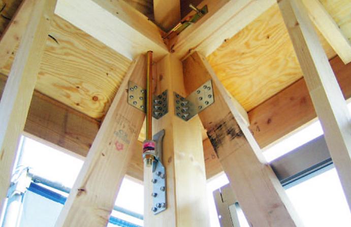 J-WOOD工法 広島建設
