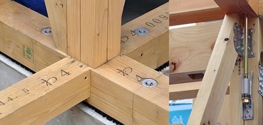 菊池建設の木造軸組工法