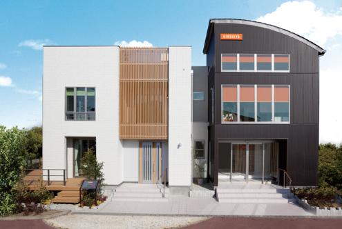 桧家住宅 モデルハウス