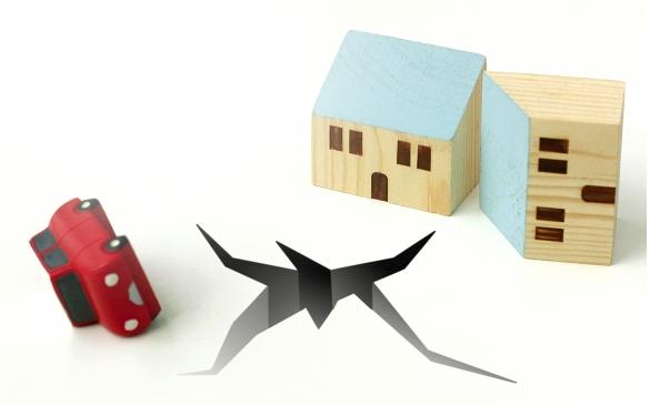 デザイナーズハウス木屋の耐震等級