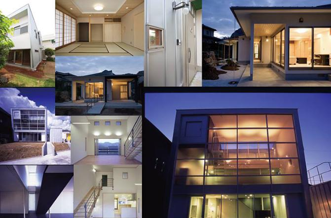 西島建築設計工務の商品ラインアップ