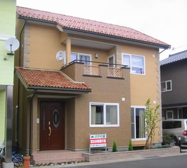 上野工務店の商品ラインアップ