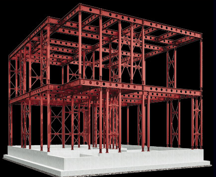 ヘーベルハウス 重鉄・システムラーメン構造