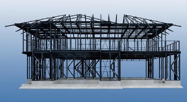 積水ハウス 鉄骨 構造