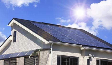 太陽光発電システム フェーズフリー住宅