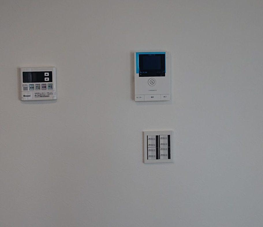 スイッチやリモコンの配置 竣工検査チェック