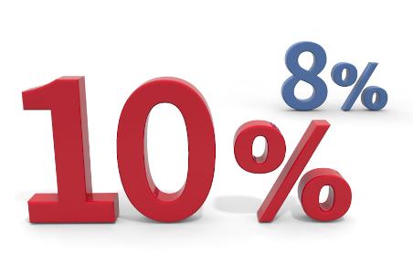 消費税は10%へ増税→住宅支援策