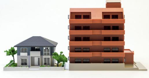 戸建て マンション 比較