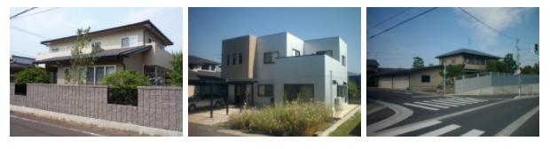 中村建設工業の商品ラインアップ